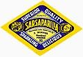 Wimmer's Sarsaparilla label (8734620092).jpg