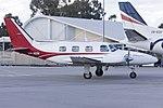 Wingaway (VH-XGW) PA-31P-350-A1 Mojave taxiing at Wagga Wagga Airport.jpg