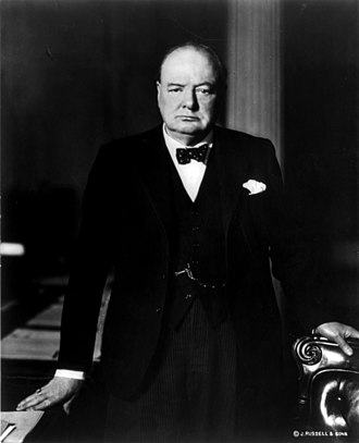 National Government (United Kingdom) - Winston Churchill succeeded Chamberlain in 1940. He served as Prime Minister for most of the Second World War.