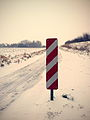 Winter Vintage Landscape with Road Sign.jpg
