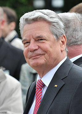 Joachim Gauck in 2012