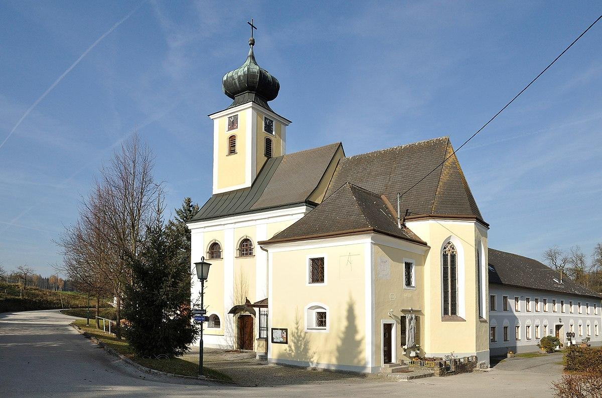 Pfarre Maria Laah - Marktgemeinde Wolfern