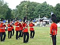 Wollaton Hall on Armed Forces Day The Minden Band - geograph.org.uk - 1381325.jpg