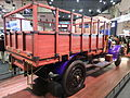 Wolseley, CP 1.5-ton Truck, Rear view.jpg