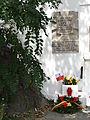 Wolska Street 140a - place of remembrance.JPG