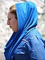 Woman Visitor - Alamut Castle - Northwestern Iran (7418123008).jpg