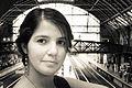 Woman of São Paulo in Luz Station.jpg
