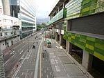 Wong Chuk Hang Station Bus Stops near Exit A2.jpg