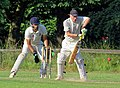 Woodford Green CC v. Hackney Marshes CC at Woodford, East London, England 124.jpg