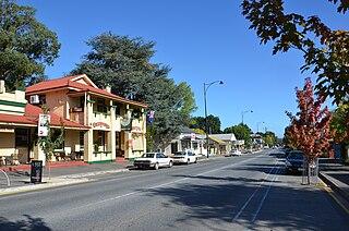 Woodside, South Australia Town in South Australia