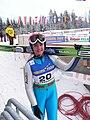 World Junior Championship 2010 Hinterzarten - Veronica Gianmoena 085.JPG