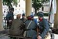 World War I reenactments of Austria-Hungary army in Pisek in 2011 (8).JPG