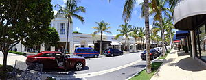 Palm Beach, Florida - Worth Avenue