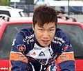 Wu Kin San under Tour des Fjords 2013.JPG