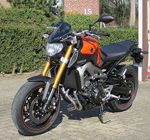 Yamaha MT 09 Wikipedia