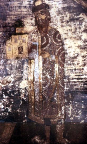 Yaroslav II of Vladimir - Image: Yaroslav Vsevolodovich (Spas Nereditsi)
