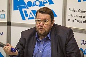 http://upload.wikimedia.org/wikipedia/commons/thumb/c/c3/Yevgeny_Satanovsky_in_Moscow_Feb2015.jpg/300px-Yevgeny_Satanovsky_in_Moscow_Feb2015.jpg