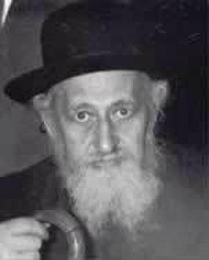 Yitzchok Zev Soloveitchik - Reb Velvel (Yitzchok Zev) Soloveitchik