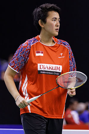 Vita Marissa Was Liliyana Natsirs Partner In Womens Doubles Discipline And They Had Won Two Bwf Superseries Titles Together