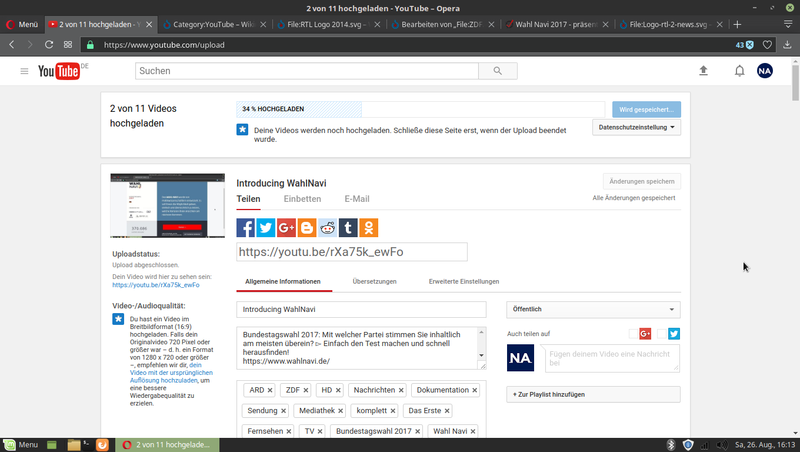 File:YouTube Upload in Opera at Linux Mint.png