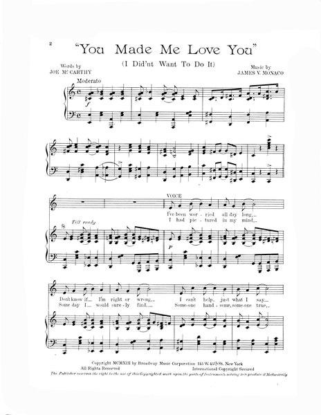 new york state of mind sheet music pdf