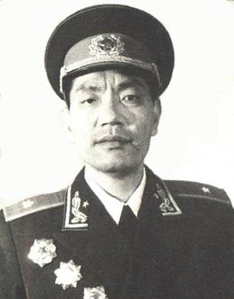You Taizhong - Image: You Taizhong 1955