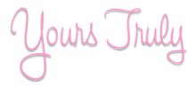 Description de l'image Yours Truly Logo.png.