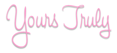 Logo del disco Yours Truly