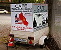 ZUM HANGAR CAFE AND MUSEUM BERLIN TEGAL FLUGHAFEN GERMANY JUNE 2013 (9060862888).jpg