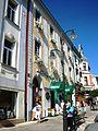 Zabytkowy hotel Bristol (wraz z budynkiem restauracji) w Tarnowie, ul. Krakowska 9 1 pavw.JPG