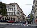 Zborovská, od Vítězné, Café Savoy.jpg