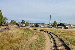 Zelennikovskaya narrow-gauge railway