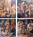 Zeven werken v barmhartigheid, sacristie St-Servaasbasiliek (anoniem, ca 1600) - 1.jpg