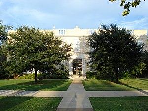 Abilene Christian University - Image: Zona Luce Building