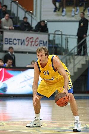 EuroCup Basketball Finals MVP - Zoran Planinić was the EuroCup Finals MVP in 2012.