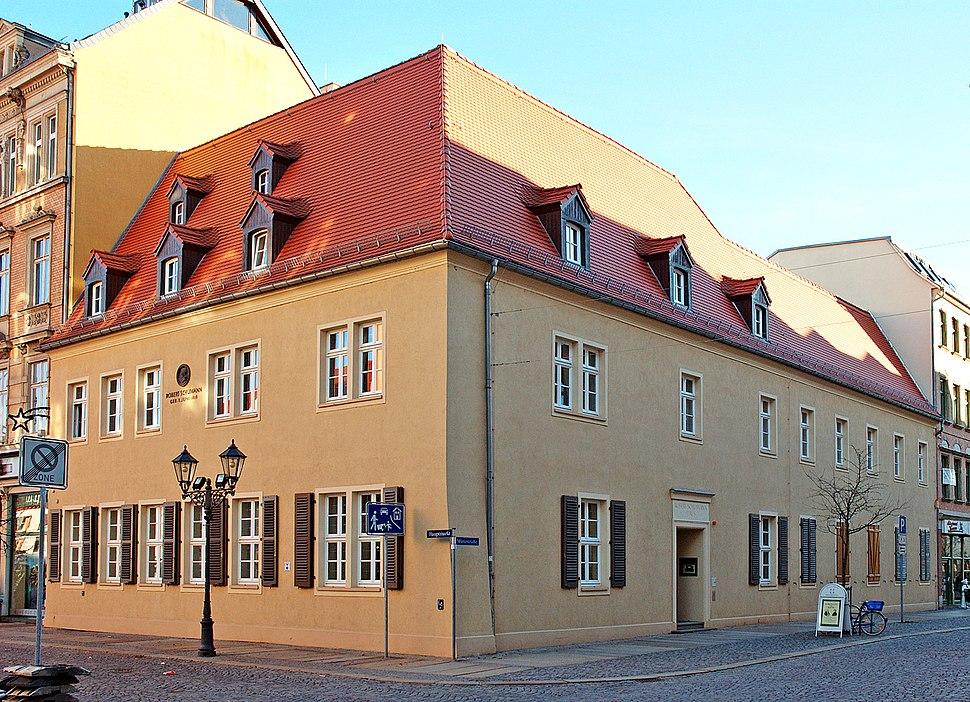 Zwickau Robert Schumann Birth House