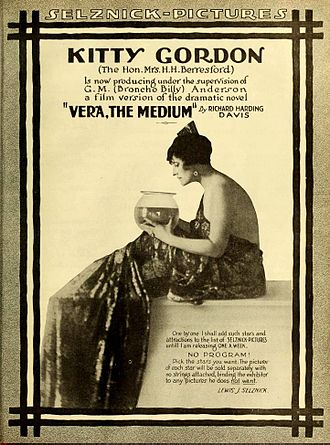 Kitty Gordon - Image: 'Vera the Medium'