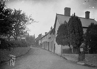 Ffrydd Road Knighton