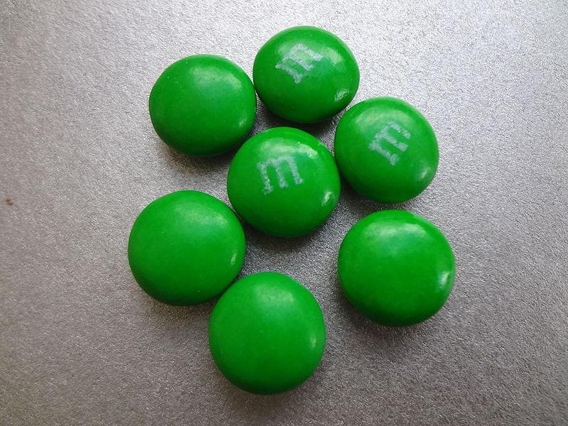 File:(M&M's) Green.JPG