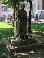 «Γυναίκα μετά το μόχθο», Πλατεία Μαβίλη - panoramio.jpg