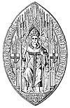 Ärkebiskop Heming Nilssons segl