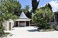 Çinili Camii courtyard and fountain.jpg