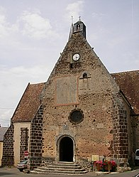 Church of Saint-Cyr