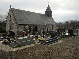 Saint-Jean-du-Corail-des-Bois Commune in Normandy, France