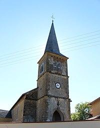 Église Saint-Laurent de Vieuzos (Hautes-Pyrénées) 1.jpg