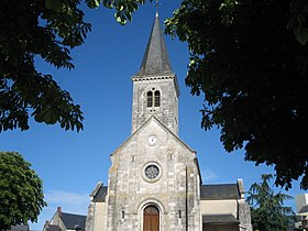 Église Saint-Ursin.