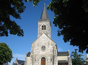 La Chapelle-Saint-Ursin