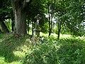 Úsobí, kříž poblíž hřbitova.jpg