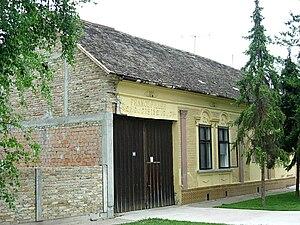 Čelarevo - Old house in Čelarevo