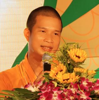 Thích Phước Ngọc Buddhist monk